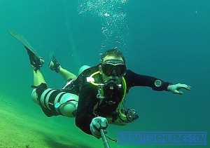 sidemount technical wreck courses philippines