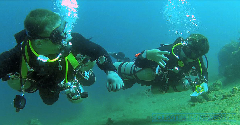 Sidemount technical diving course philippines