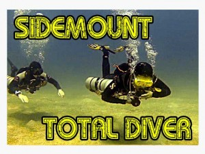 Sidemount-Total-Diver course andy davis philippines