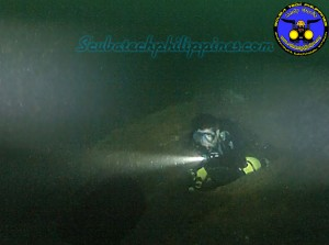 Sidemount-Wreck-Diving Philippines