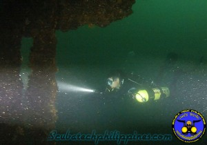 Sidemount-Wreck-Diving-Philippines-Subic