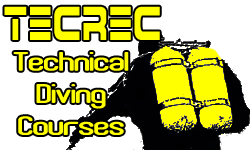 TecRec Course Technical-Diving-Philippines