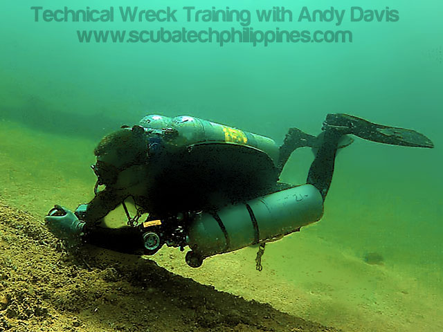 advanced technical wreck course philippines