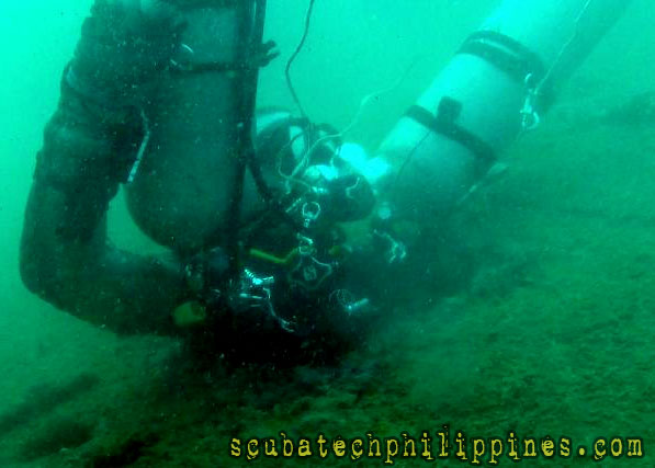 Advanced-Sidemount-Diver Course Asia