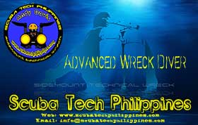 advanced-wreck-diver course