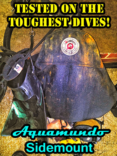 aquamundo sidemount system philippines for sale