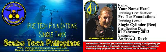 pre-technical diving-foundations clinic