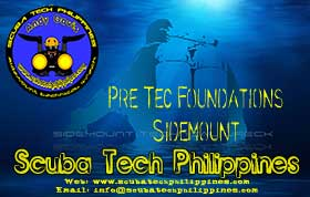 pre-technical diving-foundations course