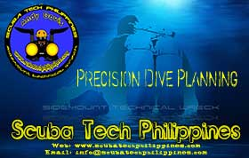 precision-dive-planning course