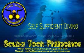 self-sufficient-diving course