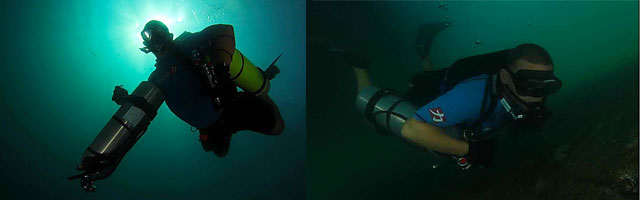 sidemount diving course philippines