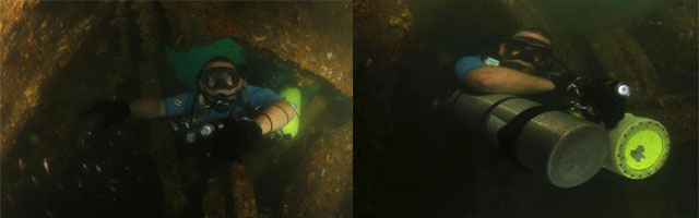 sidemount technical wreck course philippines