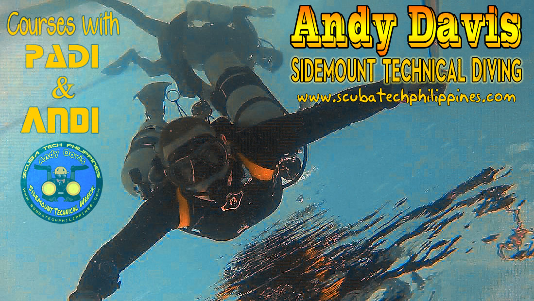 Sidemount Diving Courses Philippines