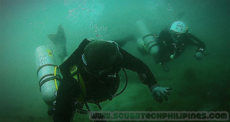 subic bay sidemount technical courses philippines