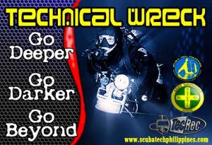 Technical Wreck Diving Course Philippines