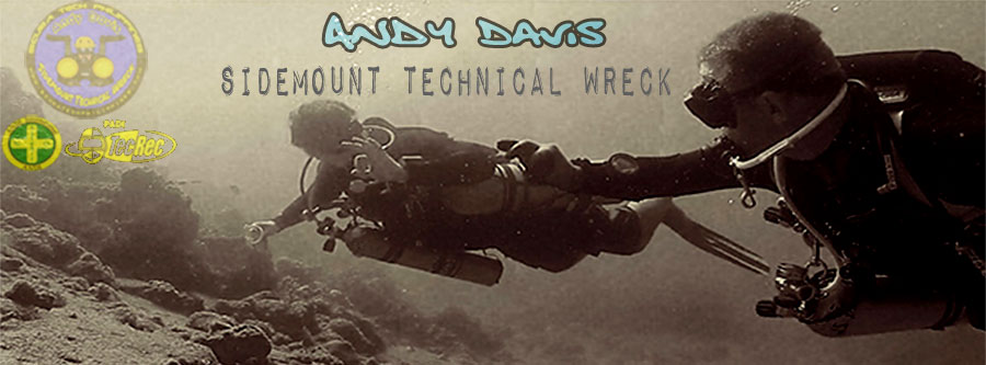 sidemount technical wreck course subic bay philippines