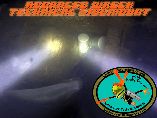 advanced wreck course philippines