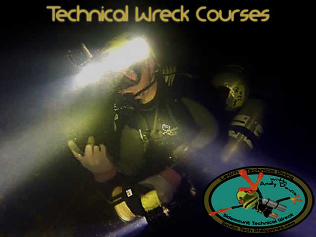 technical wreck course philippines