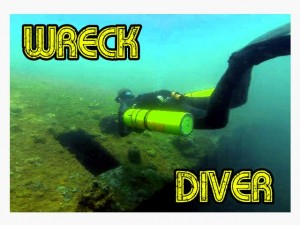 Wreck-Diver course padi diving philippines andy davis