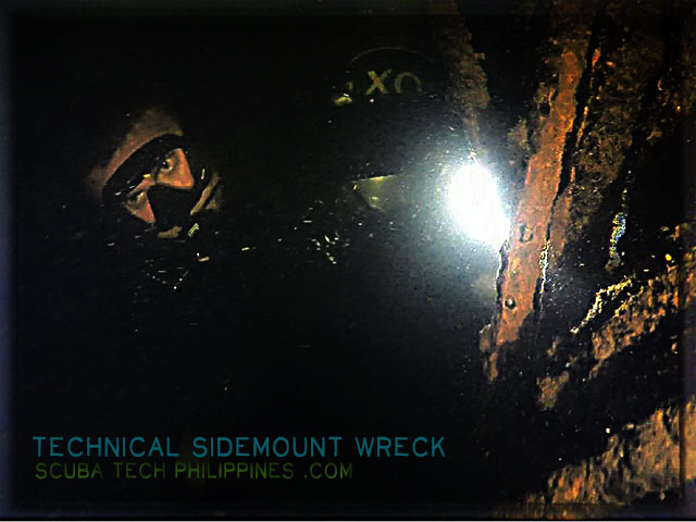 technical-wreck-advanced wreck course-philippines