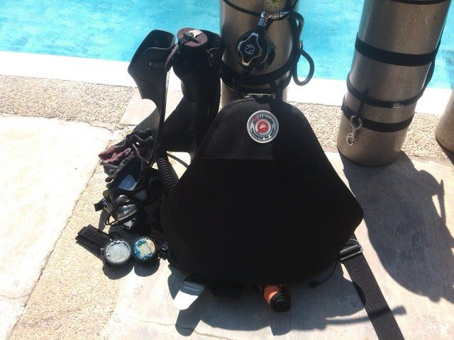 Purchase Aquamundo Sidemount System Philippines