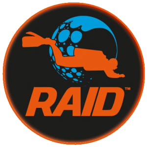 RAID diving courses Philippines