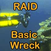 RAID Basic Wreck Course Subic Bay Philippines