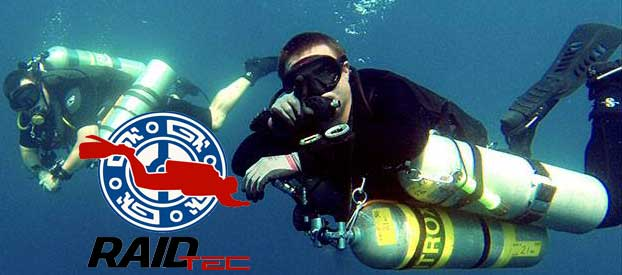 RAID Deco50 Technical Diving Philippines
