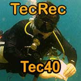 TEC40 DIVING COURSE PHILIPPINES TECHNICAL DIVING