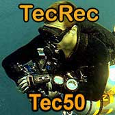 TEC50 TECHNICAL DIVING COURSE PHILIPPINES