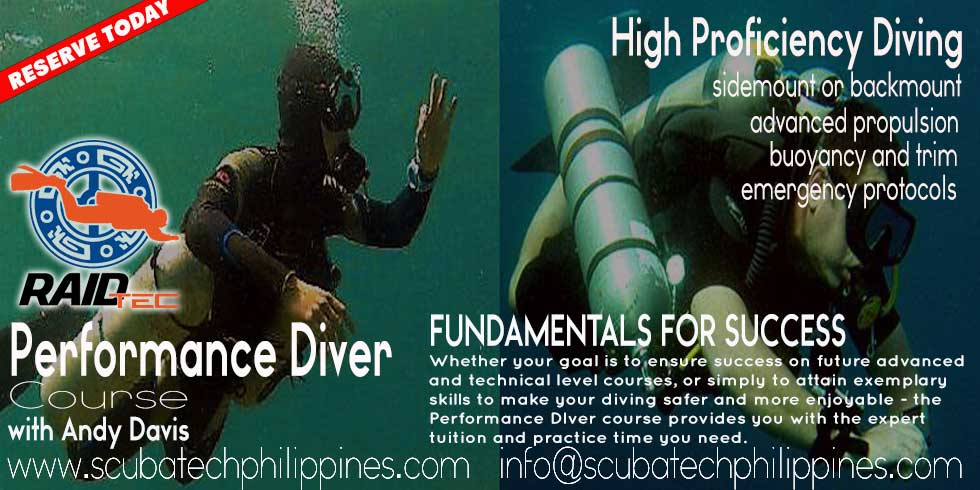 RAID Performance Diver Course fundies fundamentals