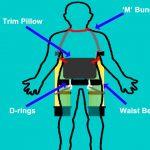 M-bungee-sidemount rig