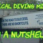 technical diving mindset