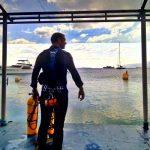 budget sidemount diver